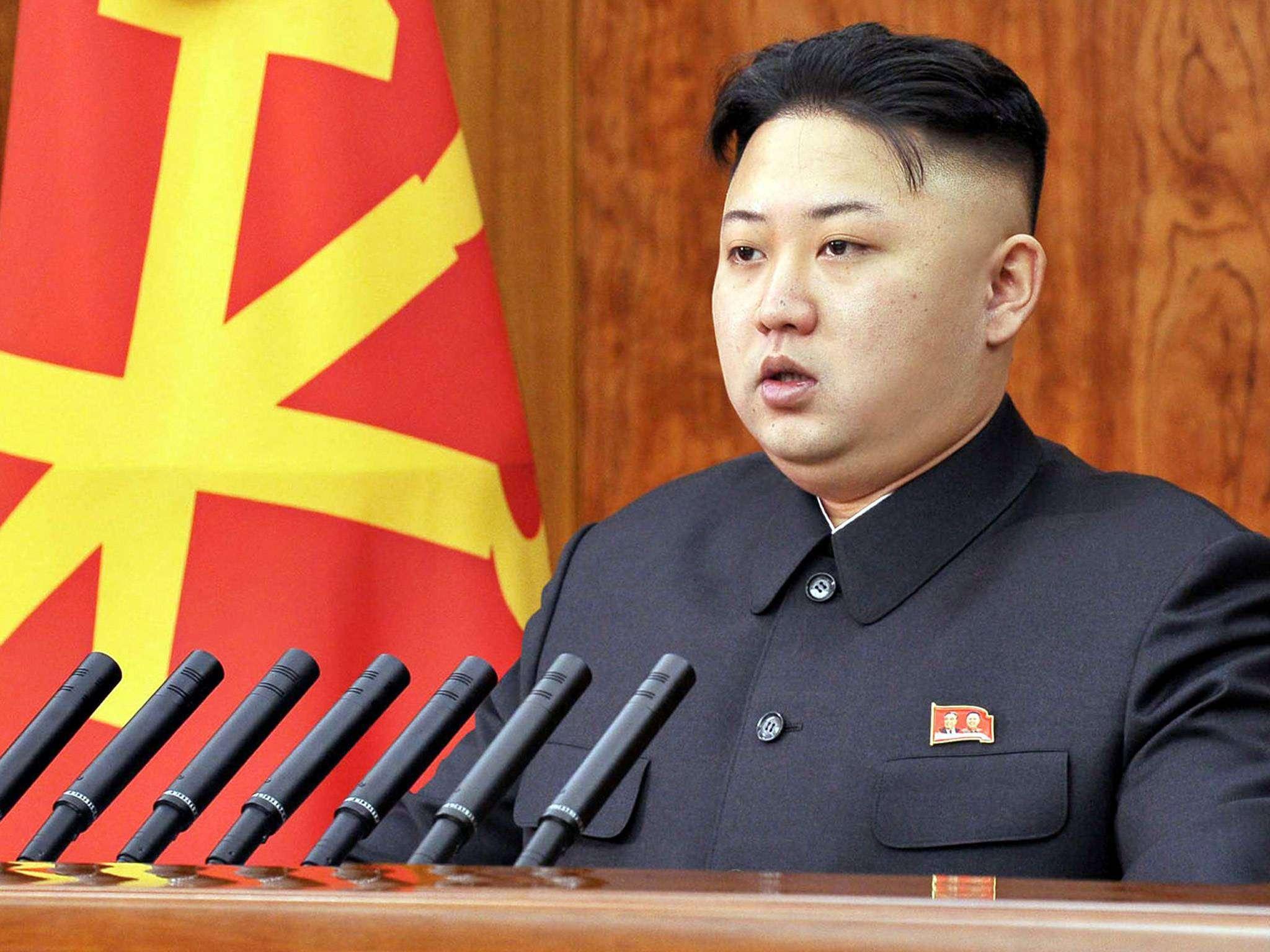 Kim Jong Un Foto: GETTY