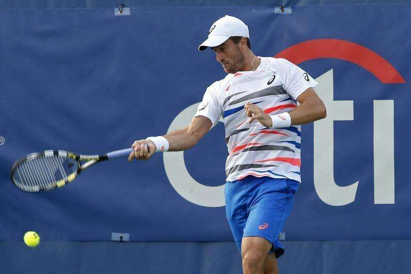 Steve the Giant Killer slays Karlovic in Washington