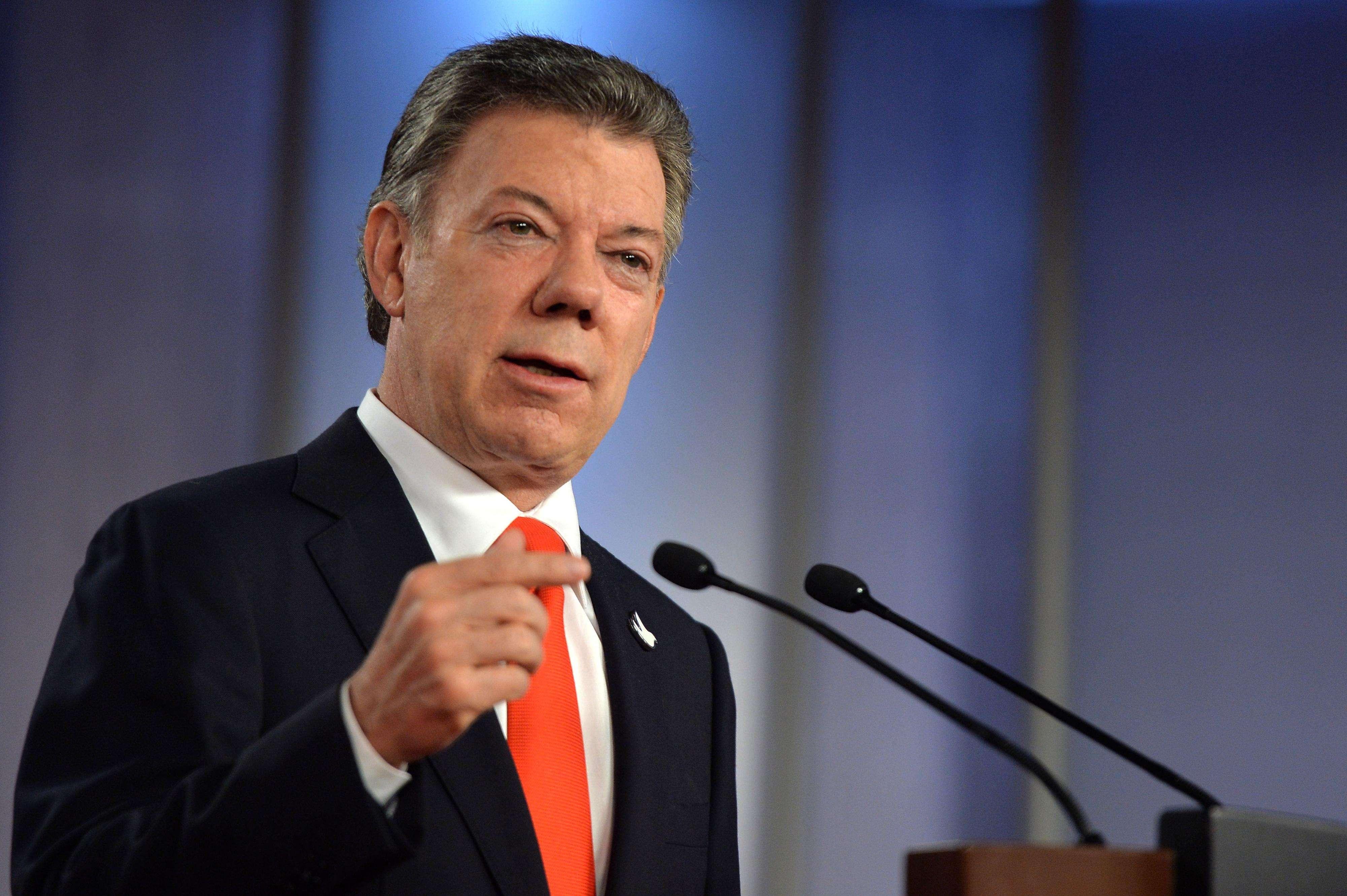 Foto: Andrés Piscov - SIG/Presidencia de la República de Colombia