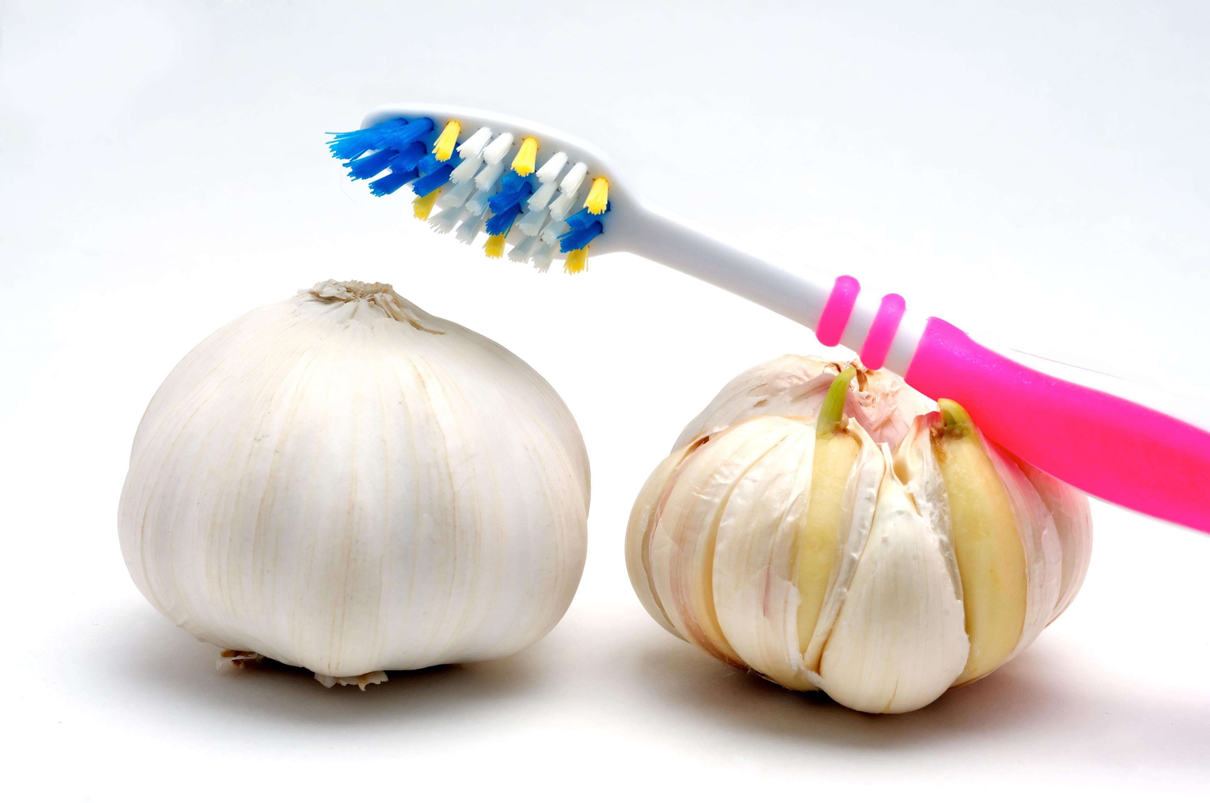 Alguns compostos do algo e da cebola não podem ser decompostos durante a digestão, sendo liberados pela respiração e suor Foto: chuckstock/Shutterstock