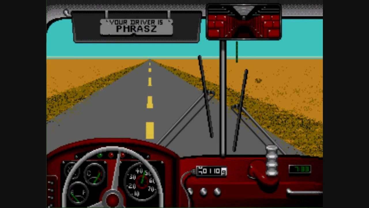 Desert Bus, ¿el peor juego de la historia?
