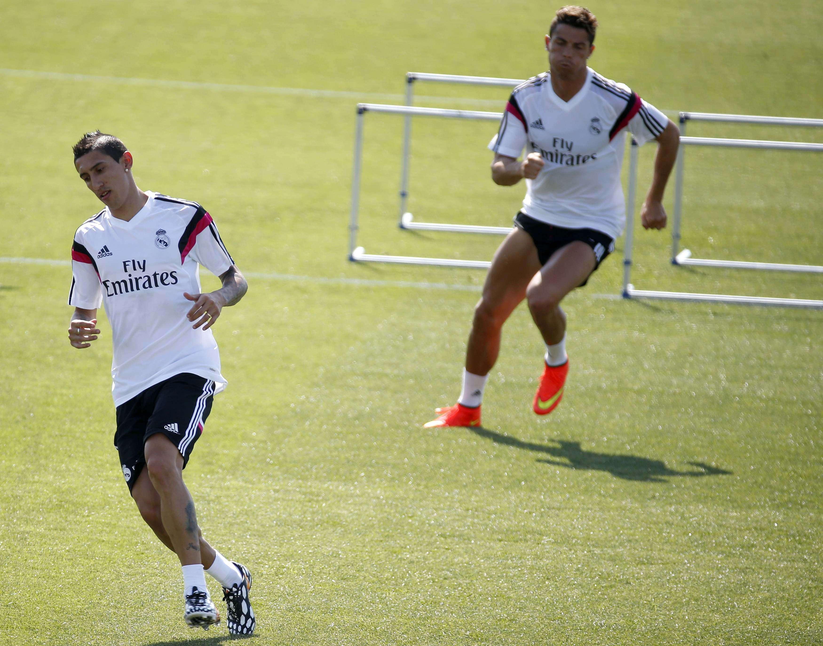 El PSG admite que la negociación por Di María está parada