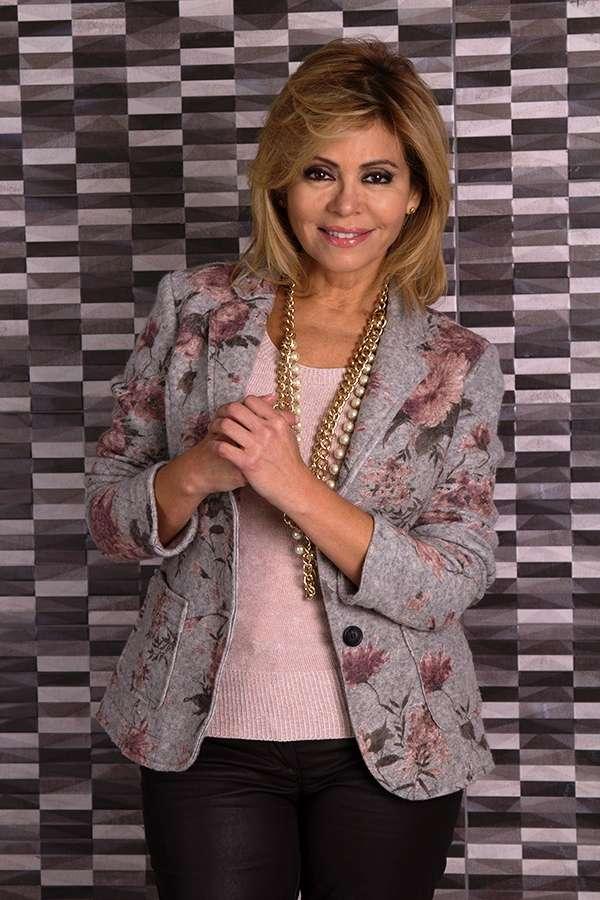 Gisela Valcárcel.
