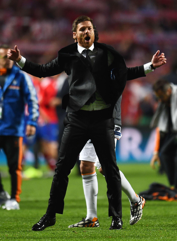 La UEFA no perdona a Xabi Alonso y se perderá la Supercopa
