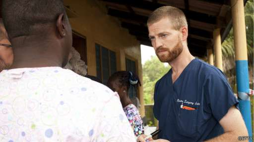 Médico americano infectado com ebola recebe alta em Atlanta