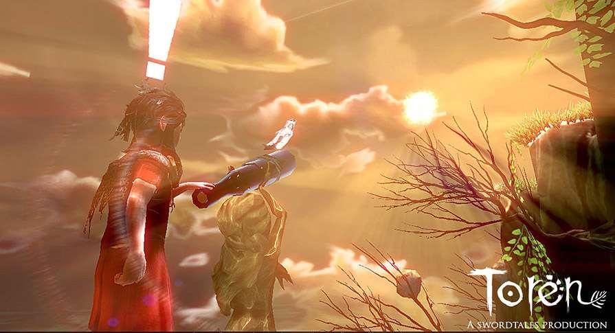 Toren, game brasileiro, será lançado para PS4 em 2015