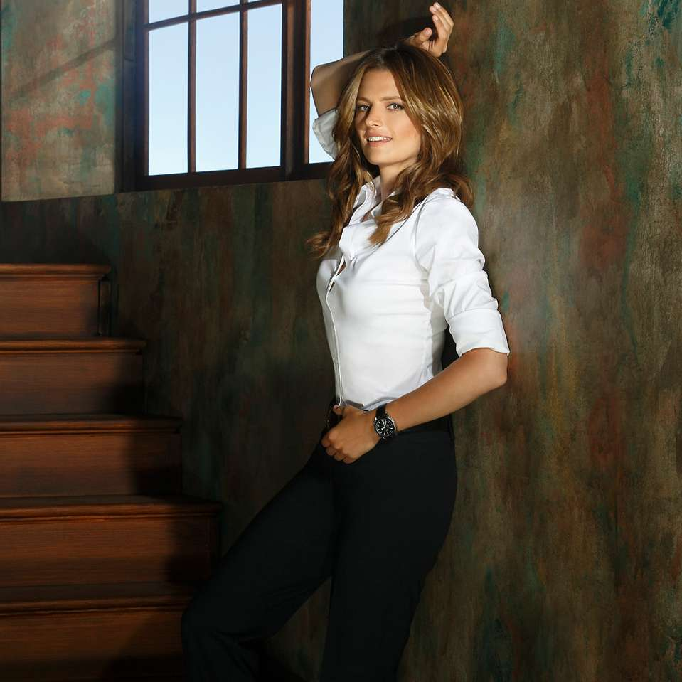 Series de TV con sexys protagonistas femeninas: Stana Katic es Kate Beckett en Castle Foto: ABC