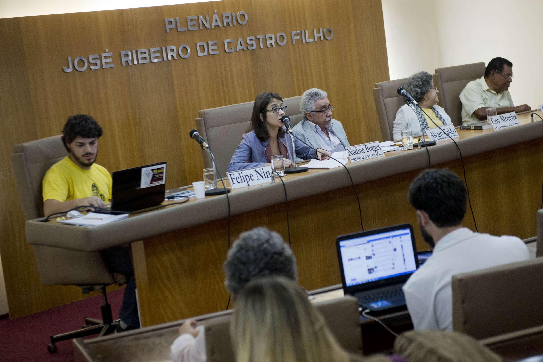 Comissão da Verdade do Rio de Janeiro afirmou nesta segunda-feira que o engenheiro Raul Amaro Nin Ferreira foi torturado dentro do Hospital Central do Exército (HCE) durante a ditadura Foto: Daniel Ramalho/Terra