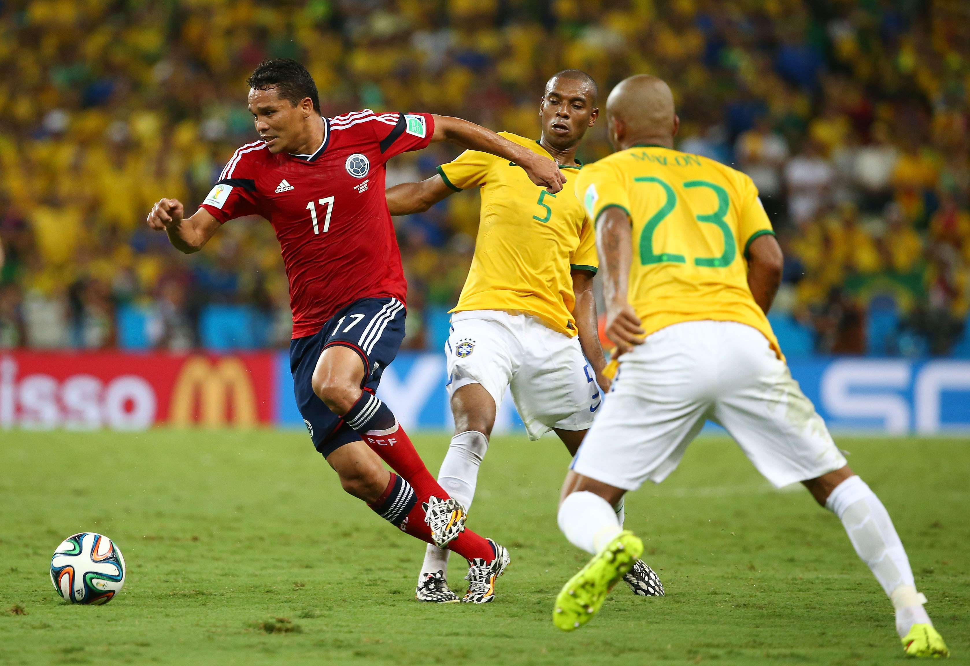 Carlos Bacca. Foto: Getty Images