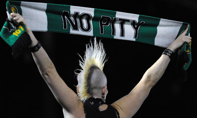 Algunas de las mejores imágenes de la acción del fin de semana en la MLS. Foto: AP en español