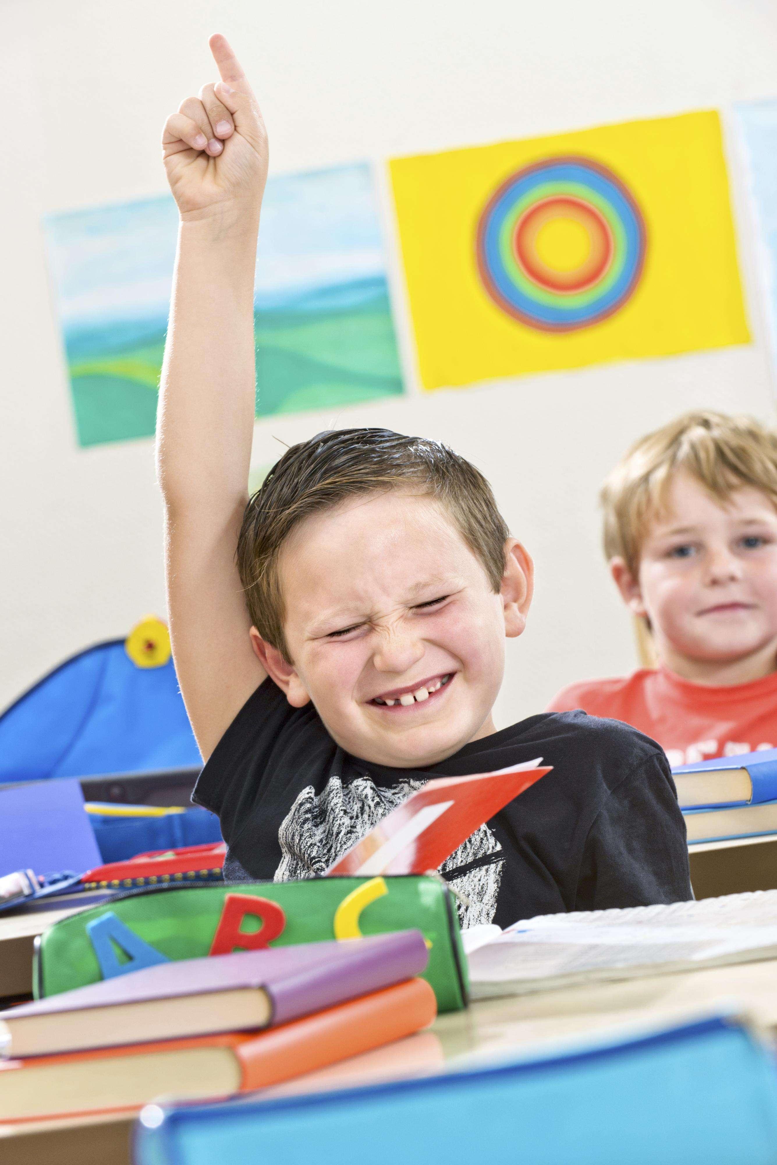 Escuela para niños. Foto: Thinkstock