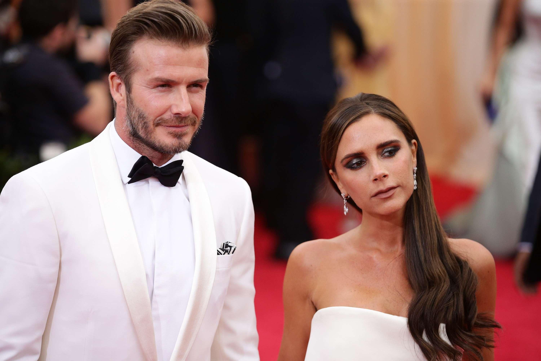 Casal Beckham é eleito dono dos cabelos mais bonitos
