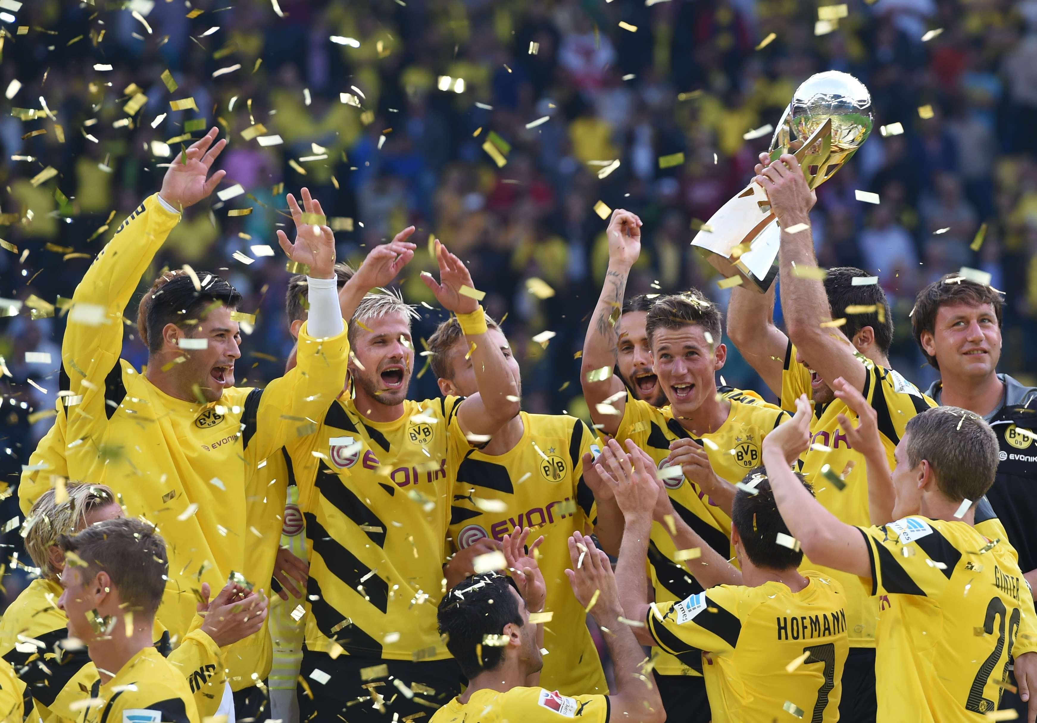 Dortmund doblega al Bayern y se lleva la Supercopa alemana