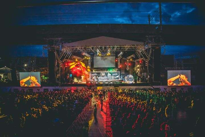 Festival Internacional Altavoz. Foto: Facebook Oficial Altavoz