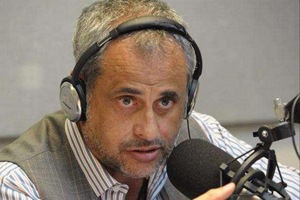 Jorge Rial se quebró al aire Foto: Web