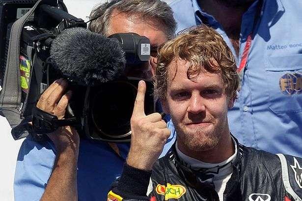 Sebastián Vettel. Foto: Reuters