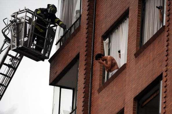 Escape de gas al sur de Bogotá afecta a 43 personas