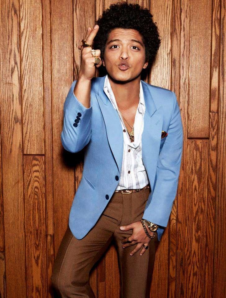 Facebook Bruno Mars