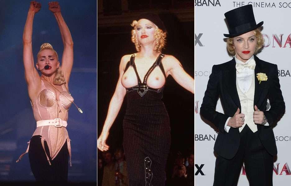 Madonna faz 56 anos e mostra porque é diva do pop em 12 ...