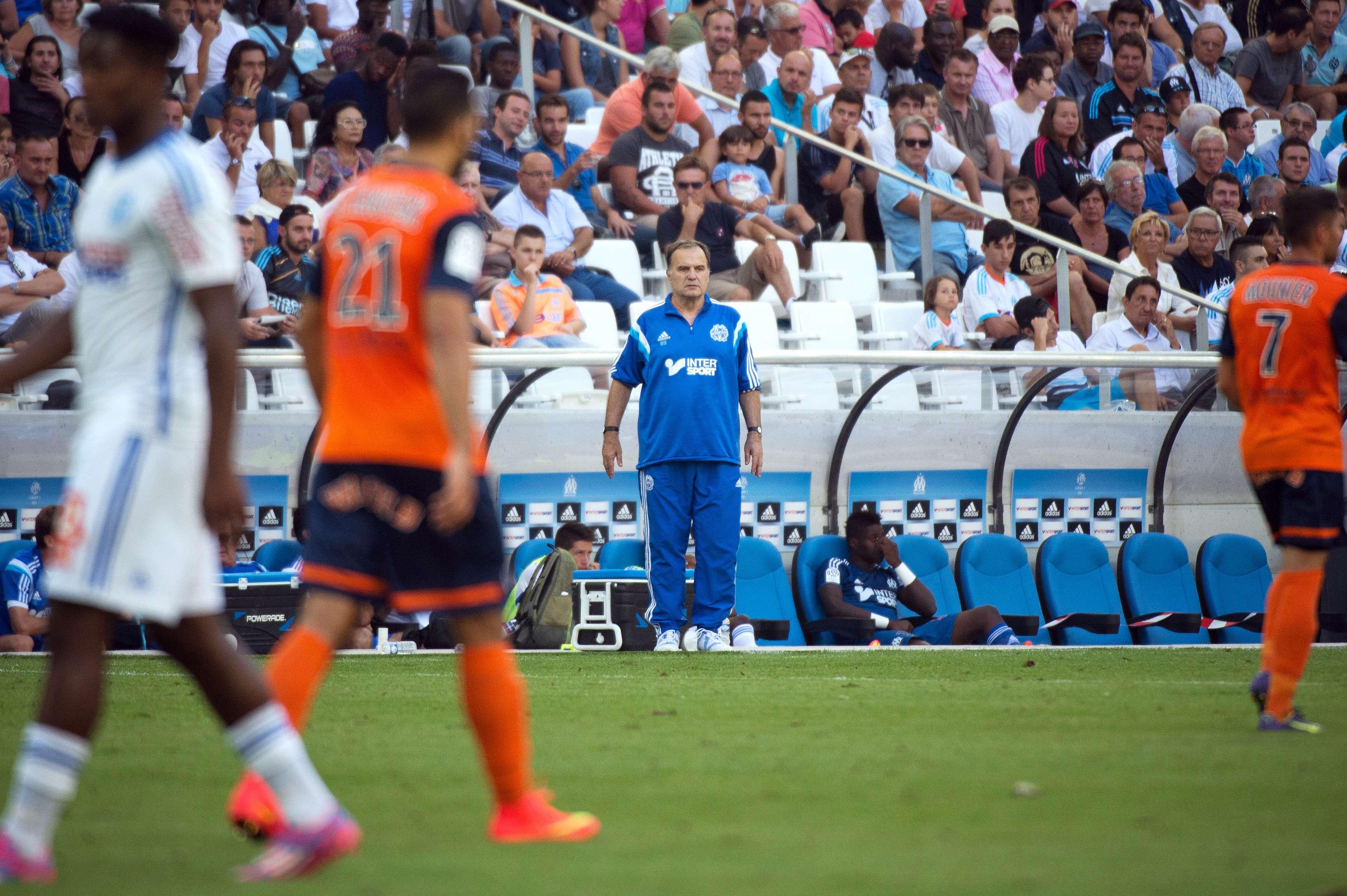 Bielsa pierde su primer partido liguero con el Marsella