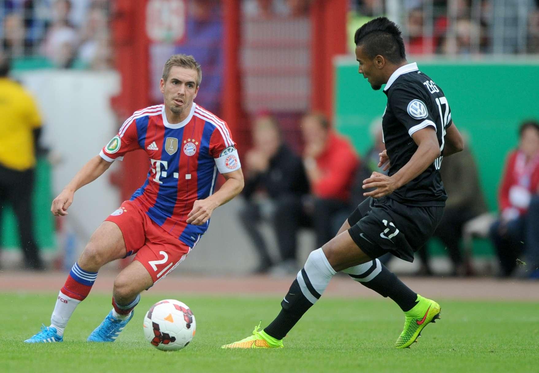 Bayern Múnich golea al Muenster en la primera ronda copera