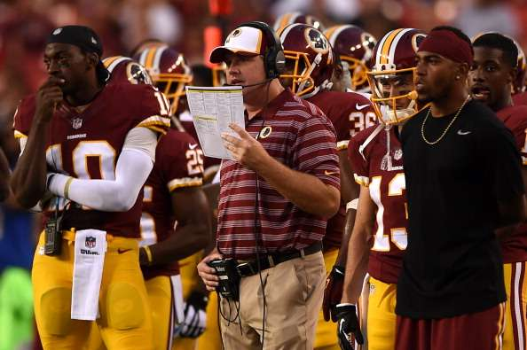 NFL 2014: Washington Redskins inicia una nueva era
