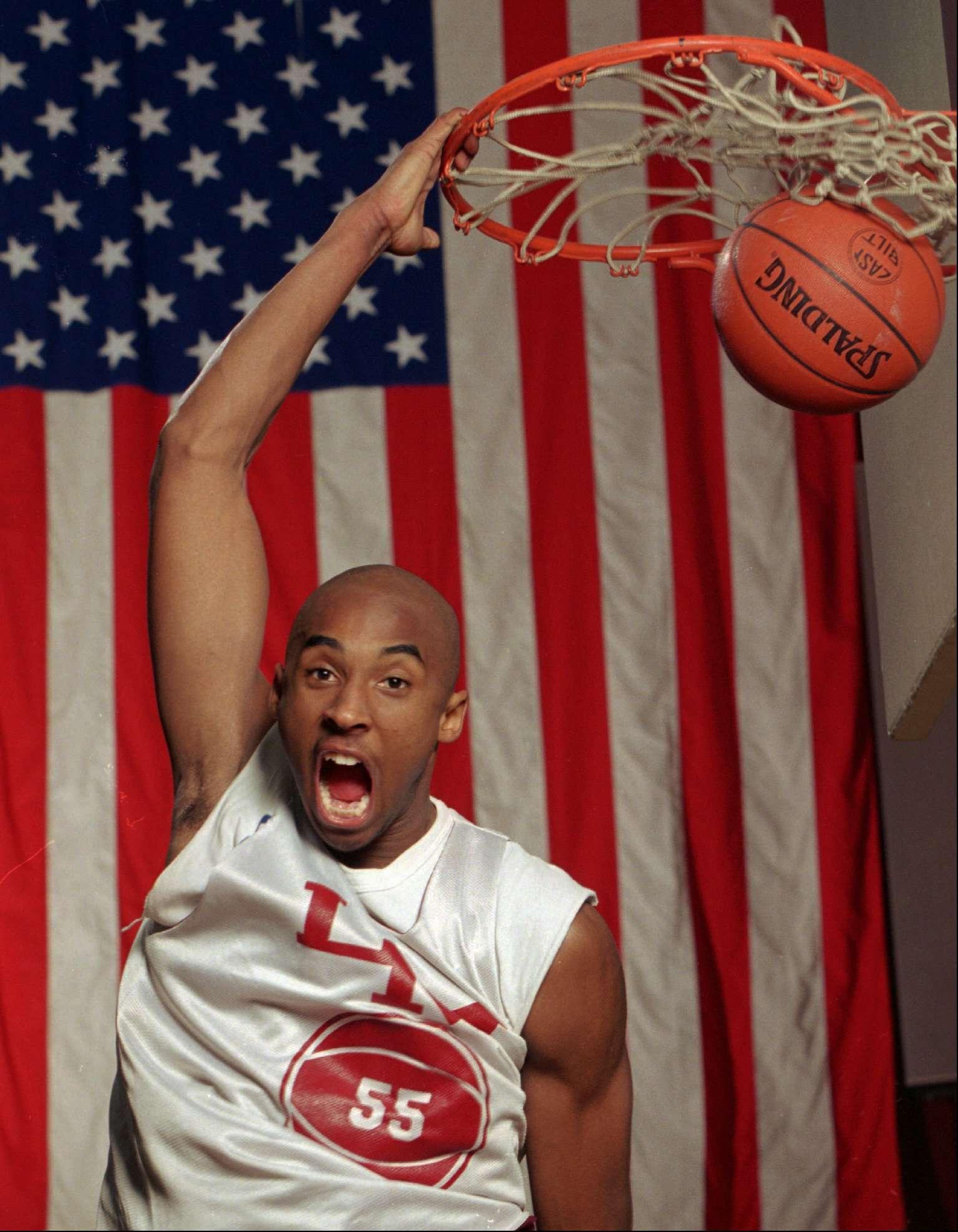 Kobe Bryant Foto: AP en español