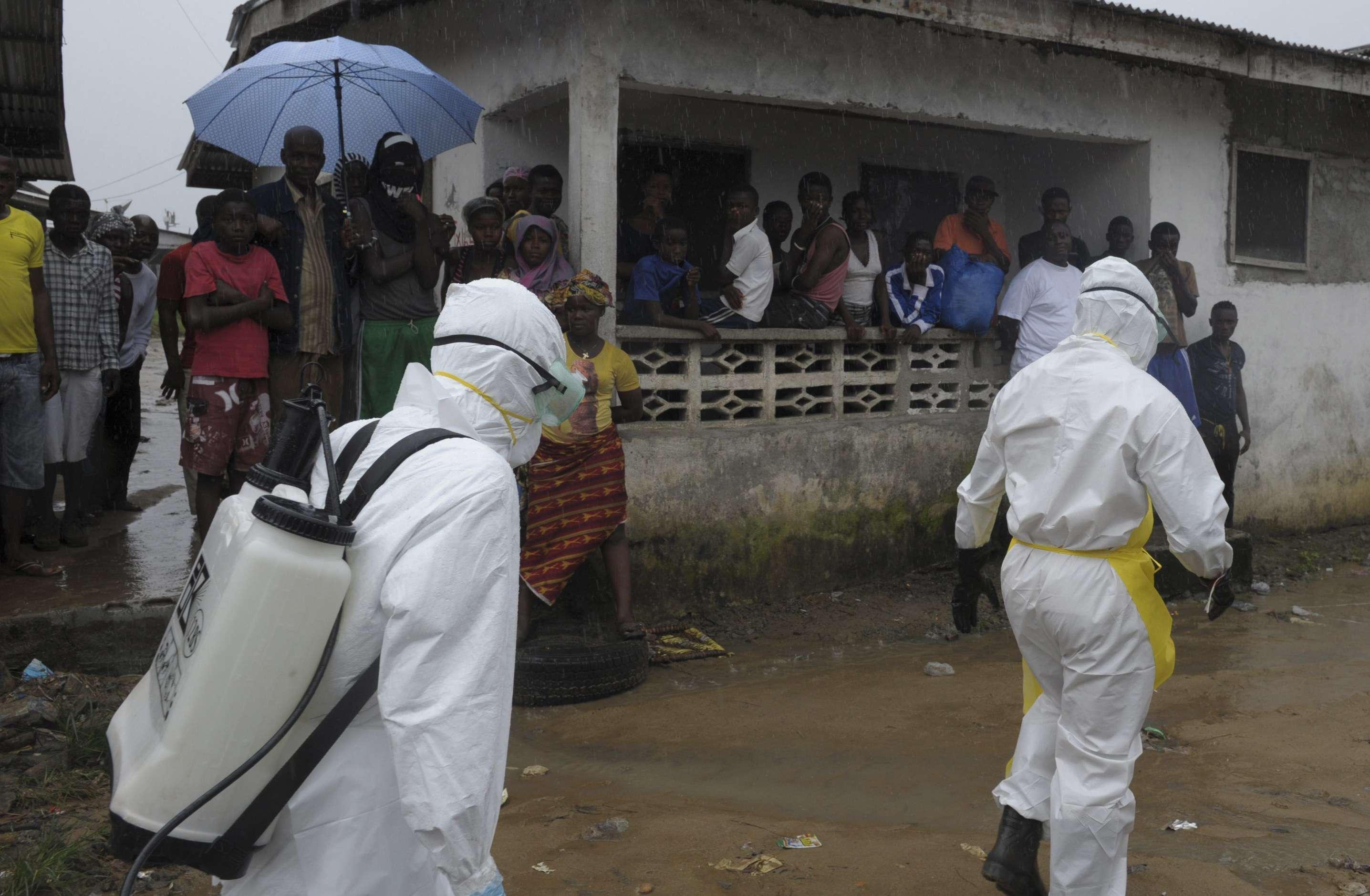 En tres días murieron 84 personas de ébola