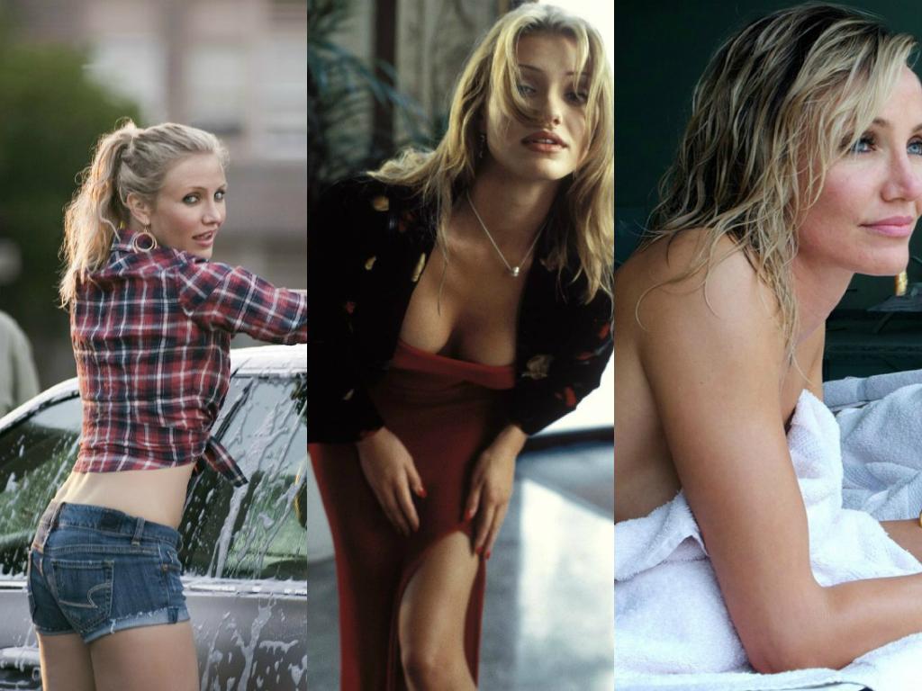 Relembre sete momentos sensuais de Cameron Diaz nos cinemas