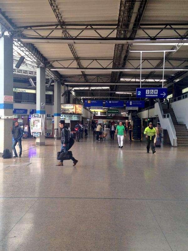 Terminal de Transporte de Bogotá