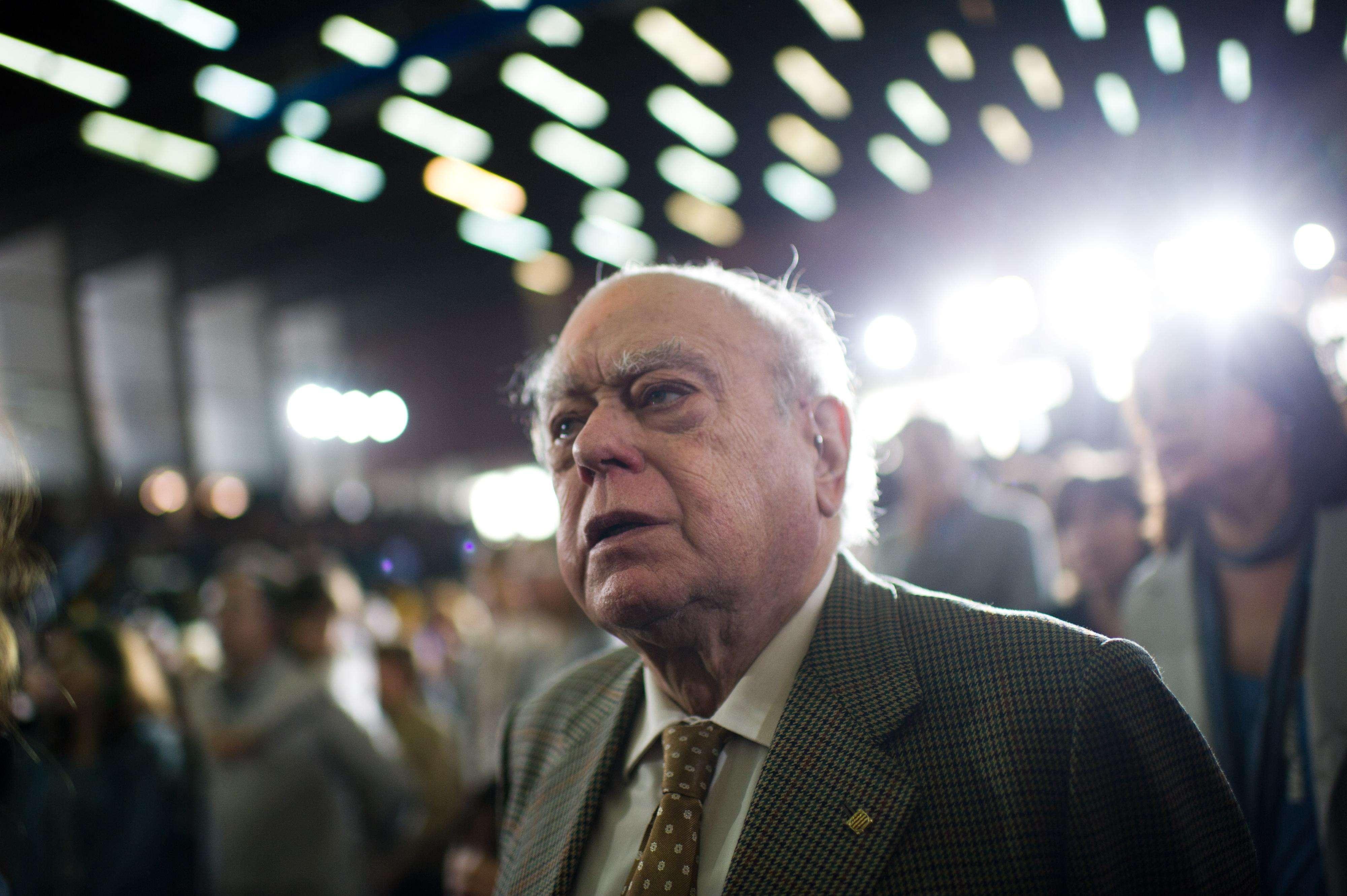 Jordi Pujol. Foto: Getty Images
