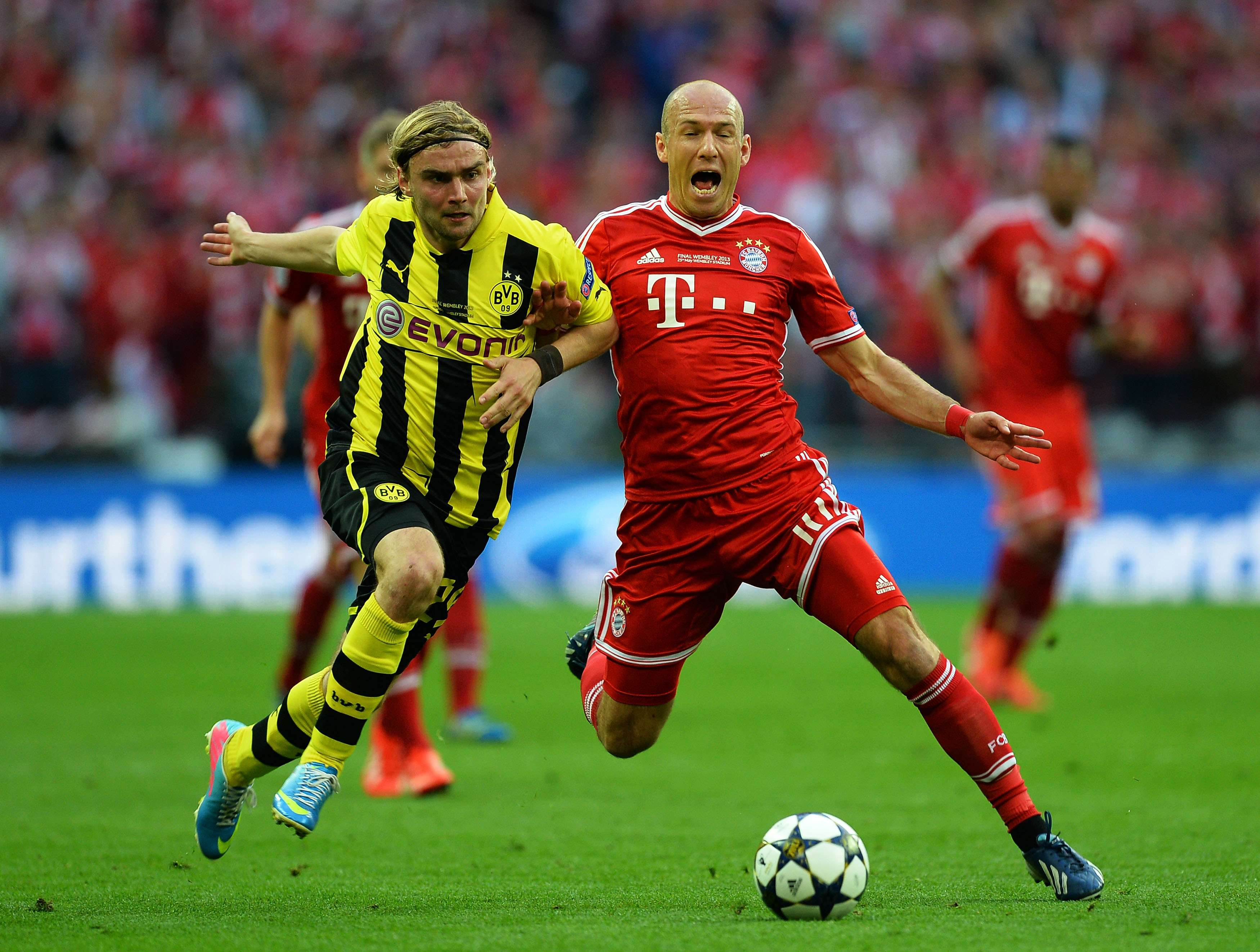 Los favoritos son Bayern Múnich y Borussia Dortmund. Foto: Getty images