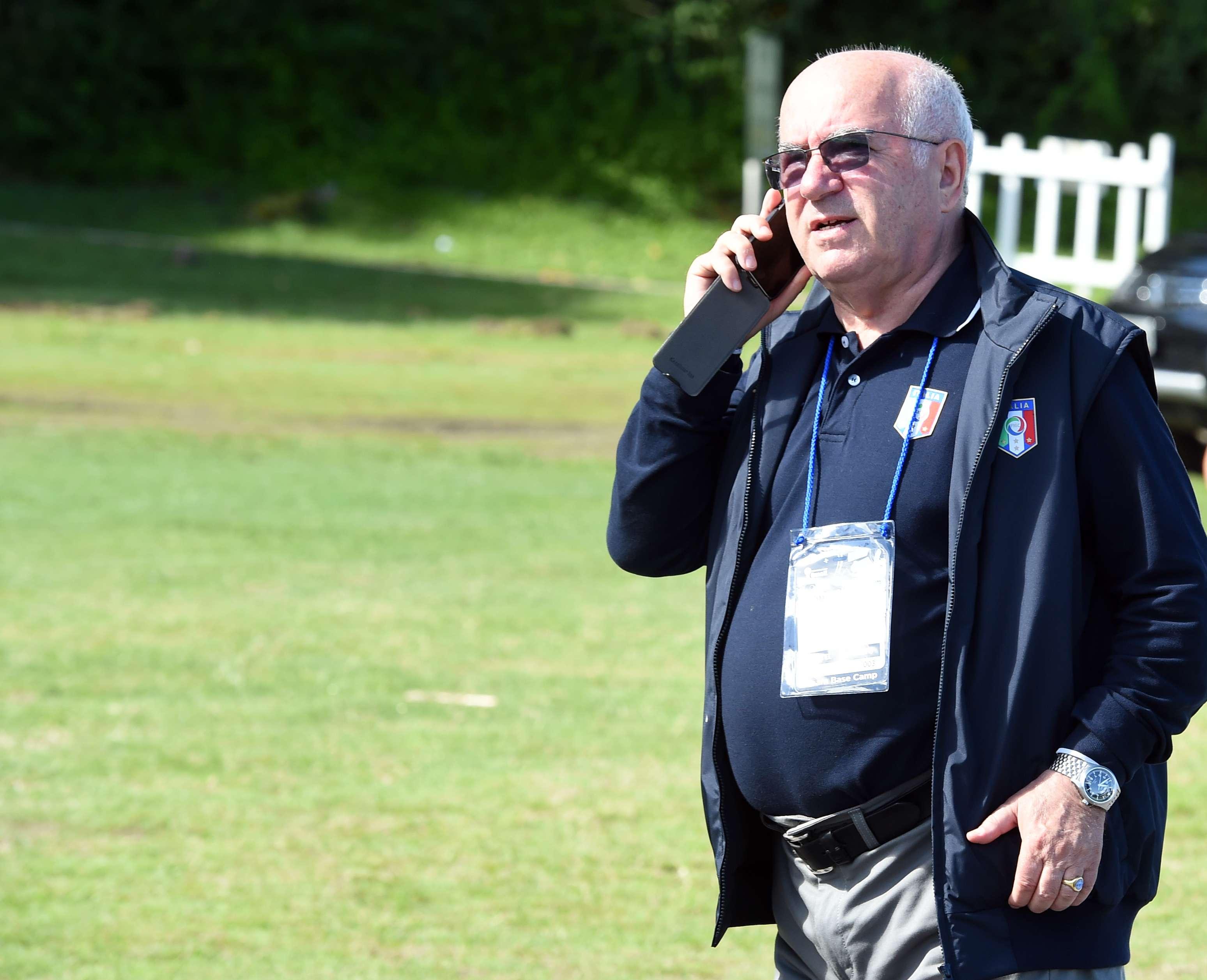 UEFA investiga por racismo al presidente del fútbol italiano