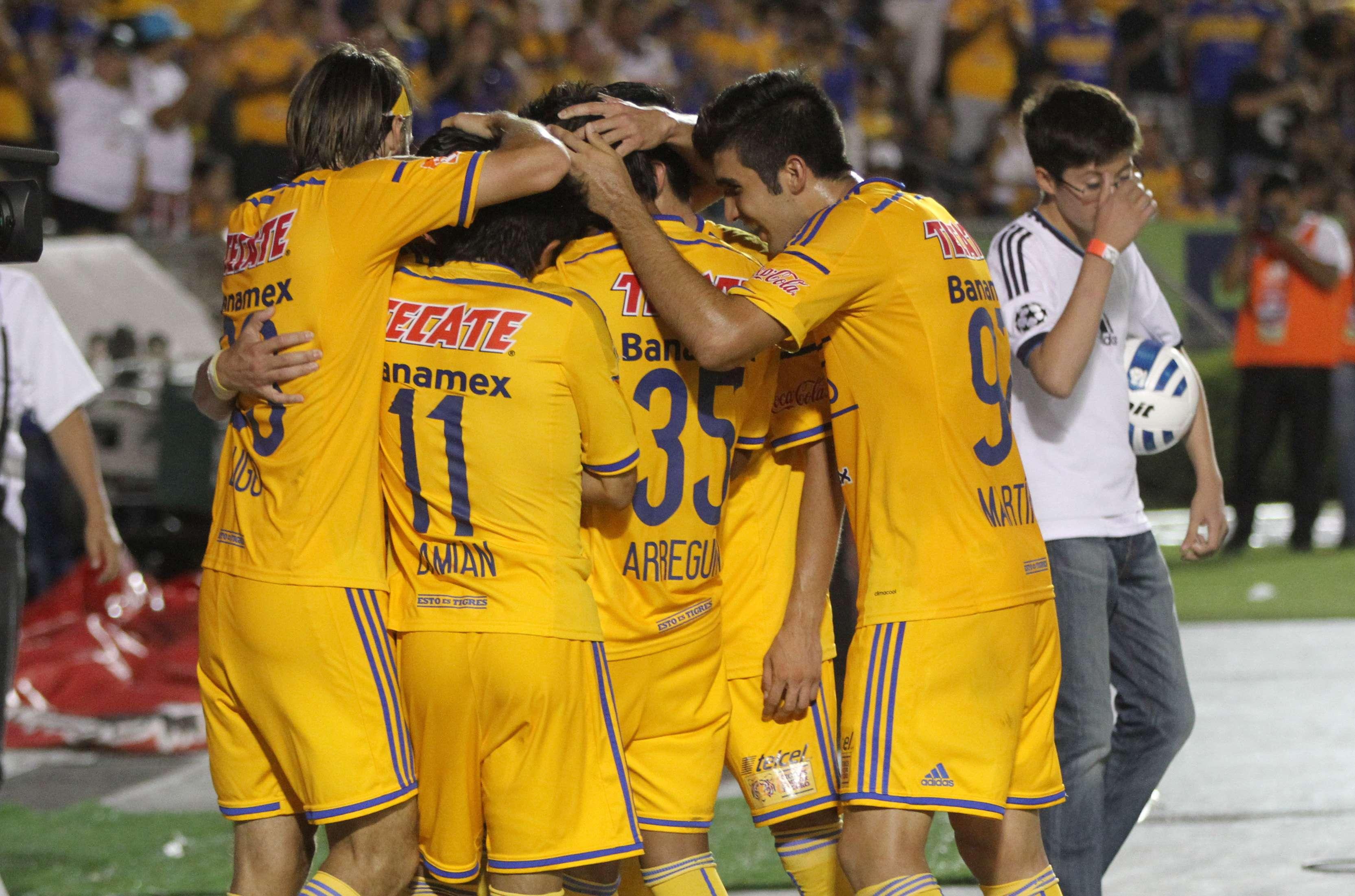 Tigres despacha 2-0 a Irapuato en la Copa MX. Foto: Imago