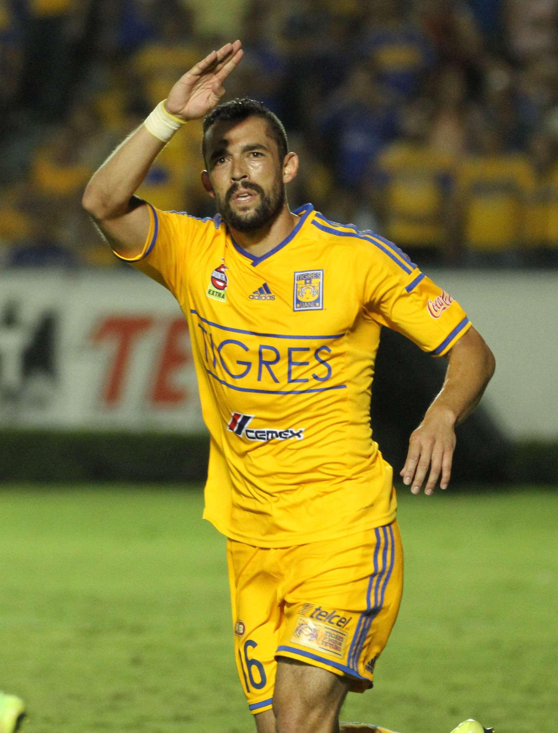 Hérculez Gómez abrió el marcador. Foto: Imago
