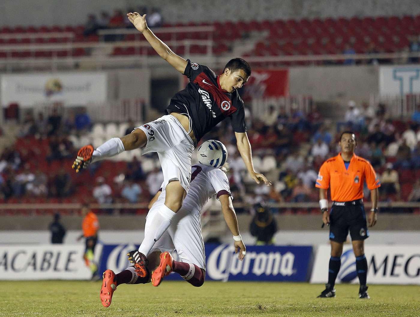 Coras y Xolos no se hicieron daño en la Copa MX. Foto: Imago7