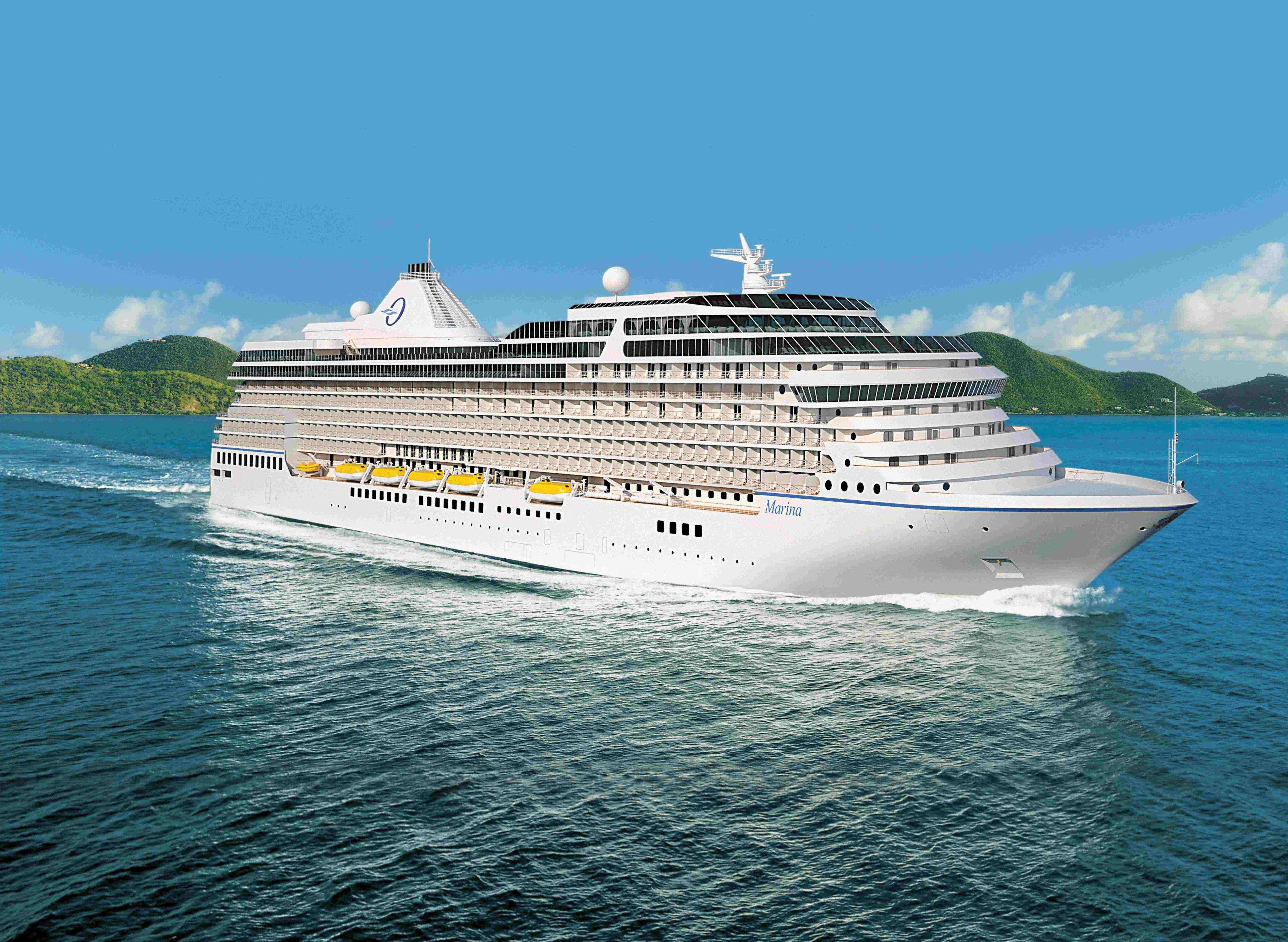 Oceania Cruises/Divulgação