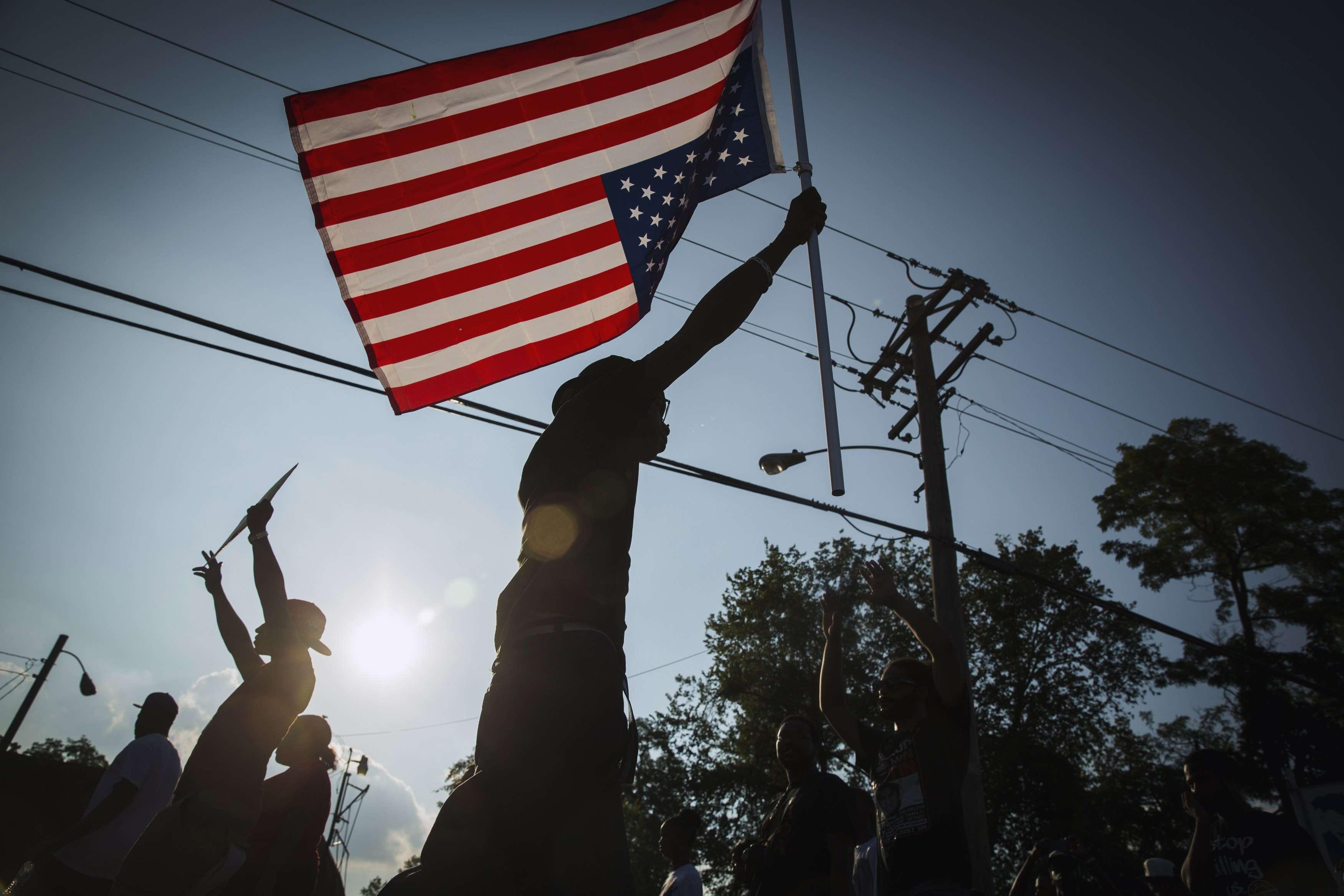 Hay análisis que aseguran que la segregación racial residencial es alta en Estados Unidos.