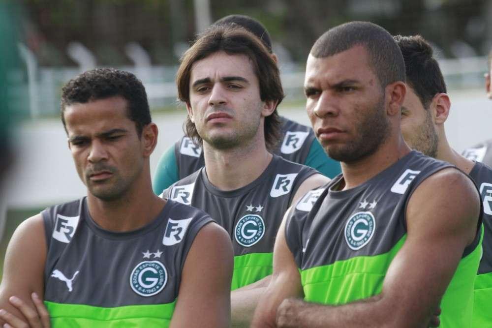 Rosiron Rodrigues/Goiás EC/Divulgação