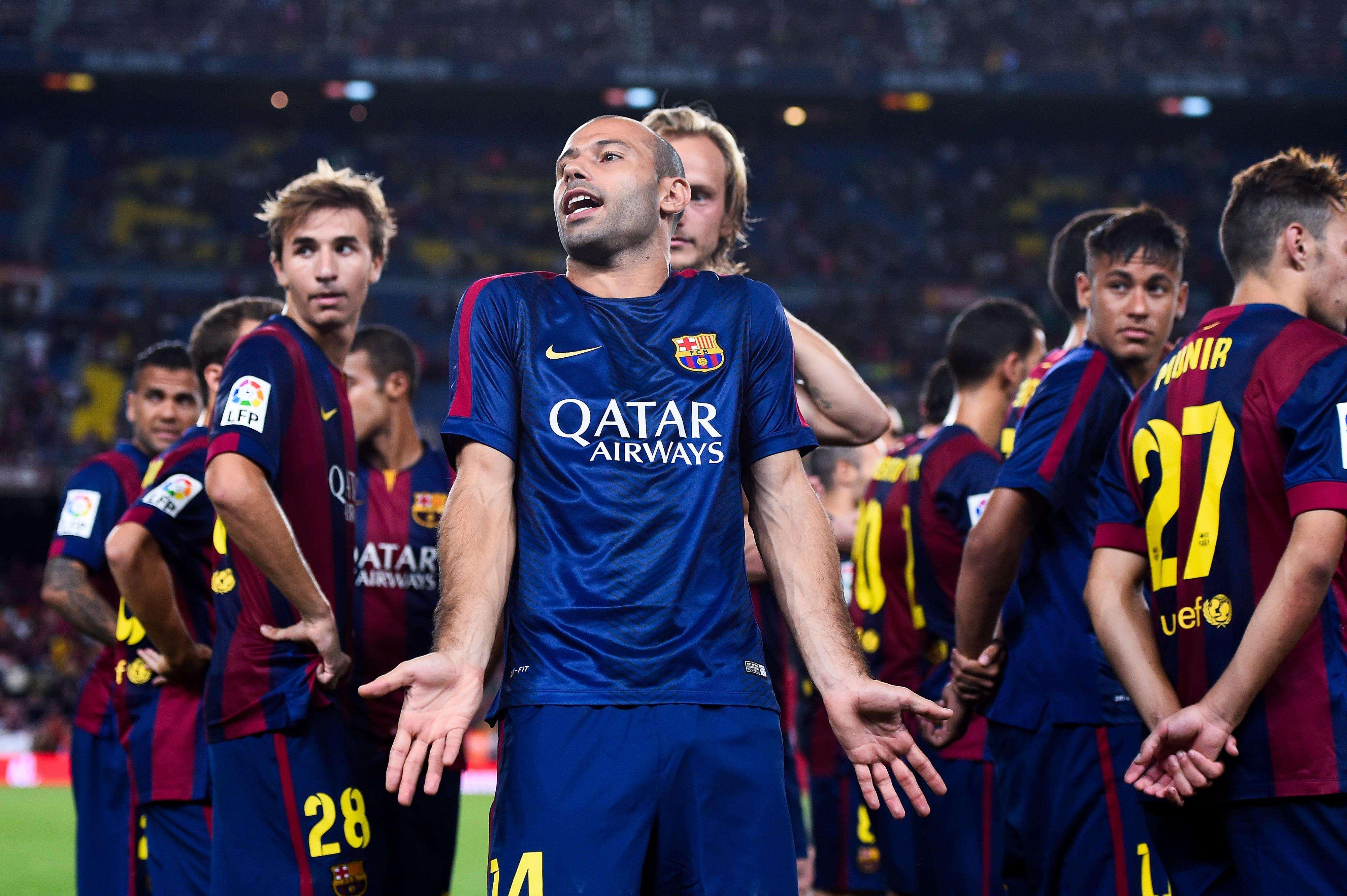 """Mascherano: """"Todavía puedo aportarle cosas al Barcelona"""""""