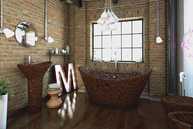 Foto: Site bathroomsweets.com/Reprodução