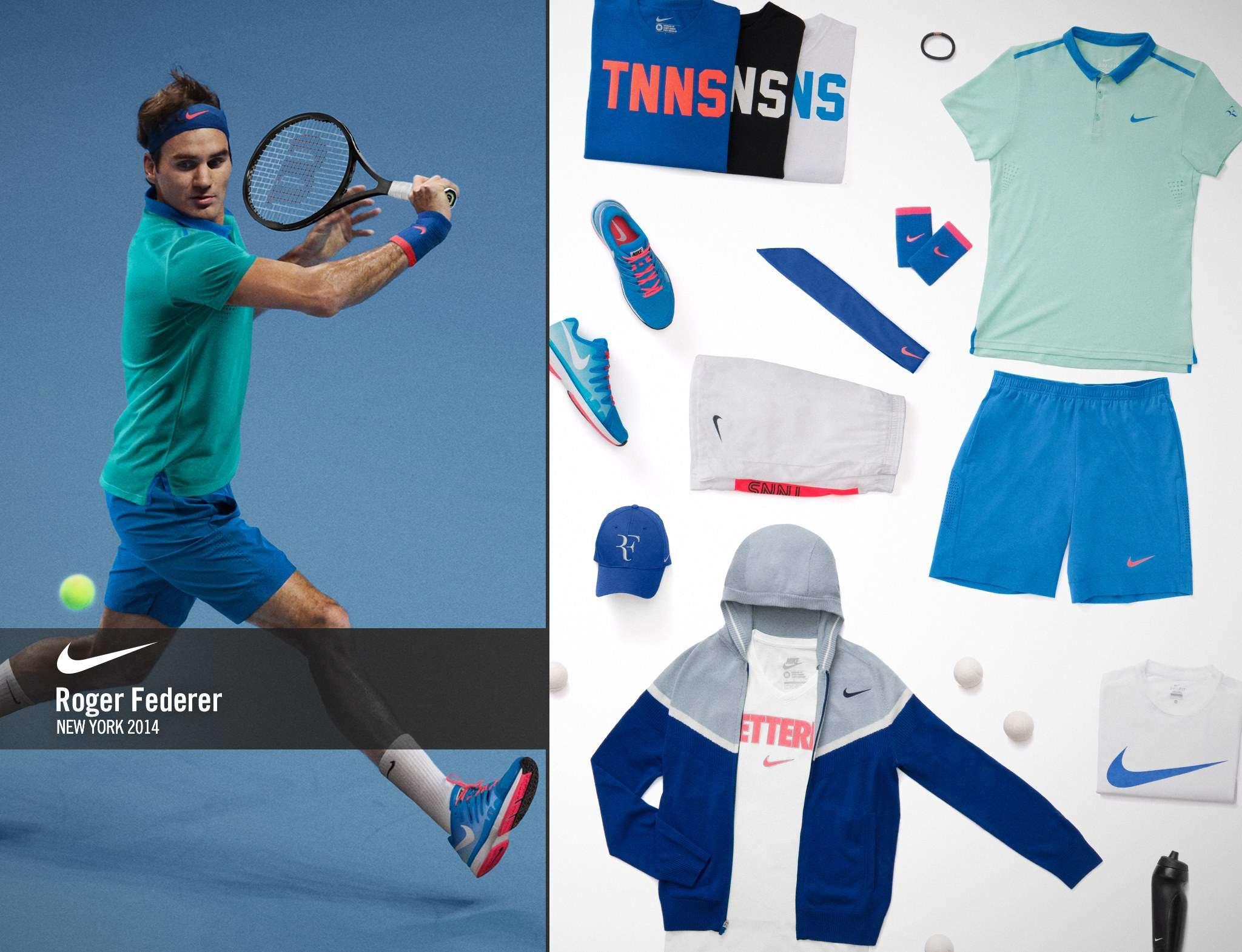 Facebook Nike Tennis