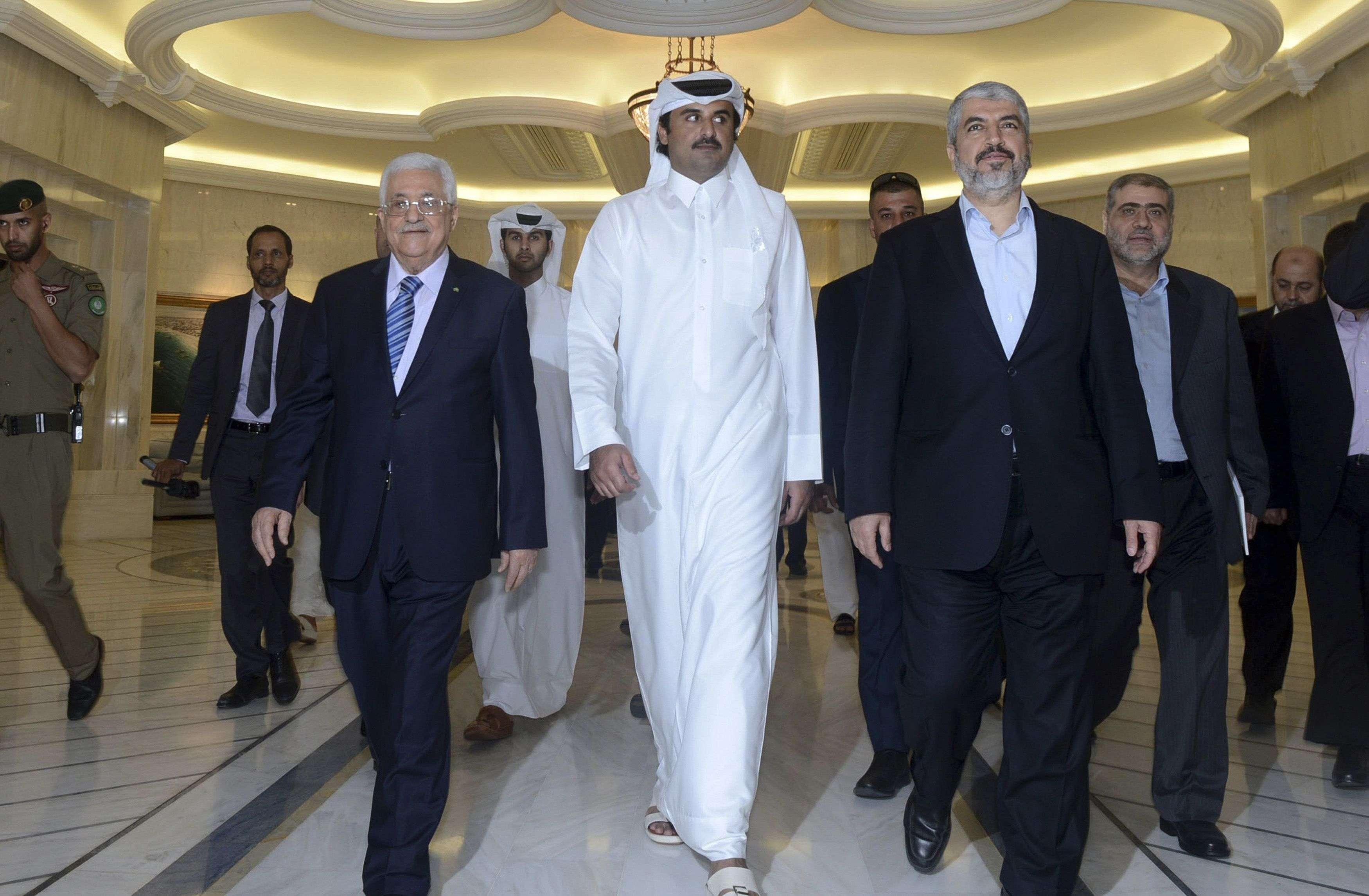 Thaer Ghanaim/ Palestinian President Office