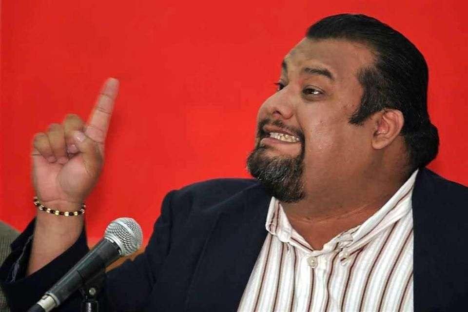 Cuauhtémoc Gutiérrez de la Torre dejó la dirigencia del PRI-DF por las acusaciones de que encabezaba una red de prostitución para uso personal. Foto: Reforma