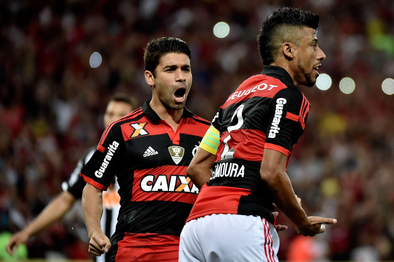 Eduardo da Silva rejeita rótulo de herói do Flamengo