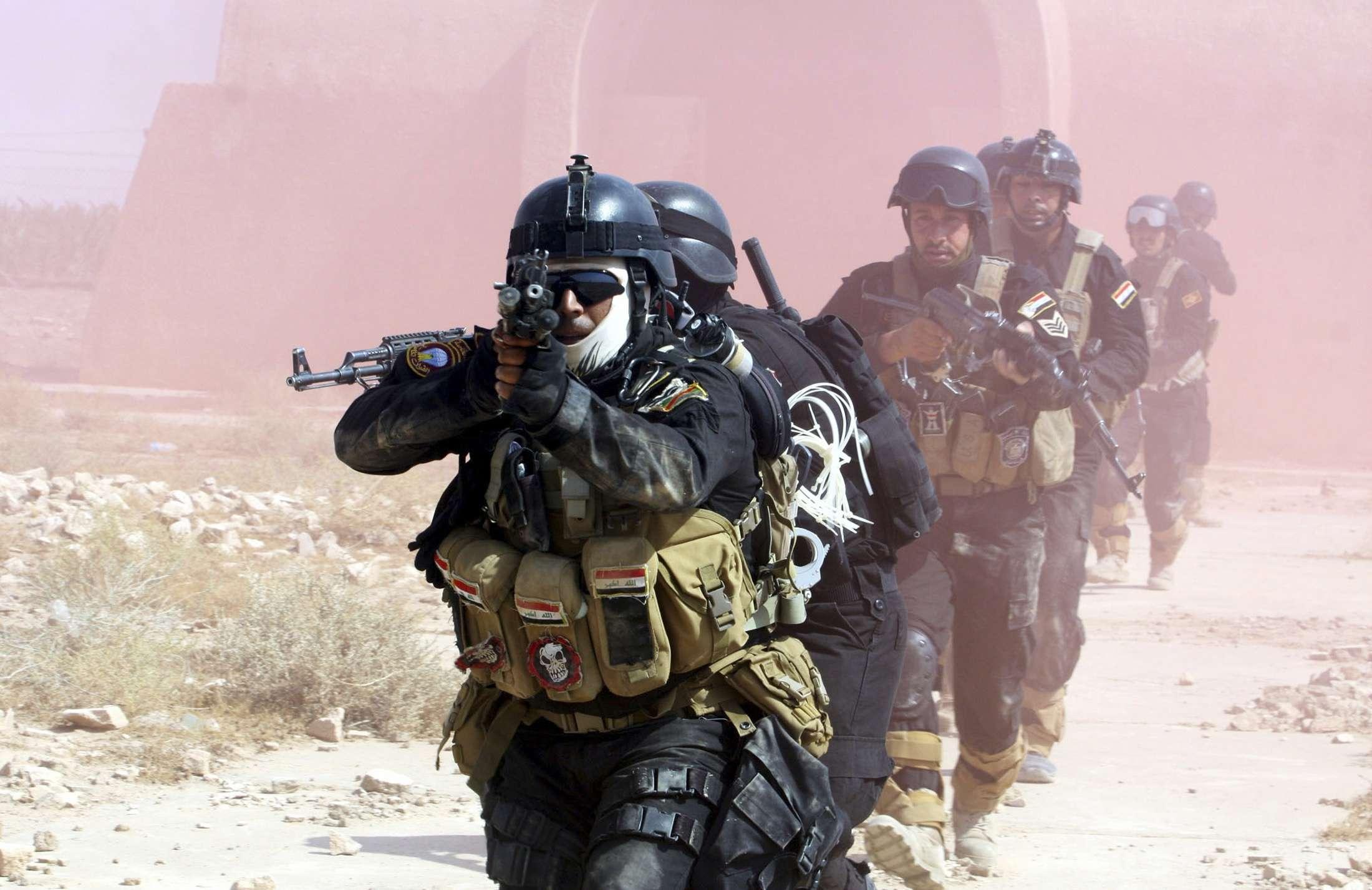 Desde 8 de agosto, os EUA realizaram um total de 90 ataques no norte do Iraque, 57 deles em apoio às forças iraquianas que combatem o EI perto da estratégica represa de Mossul Foto: Mushtaq Muhammed/Reuters
