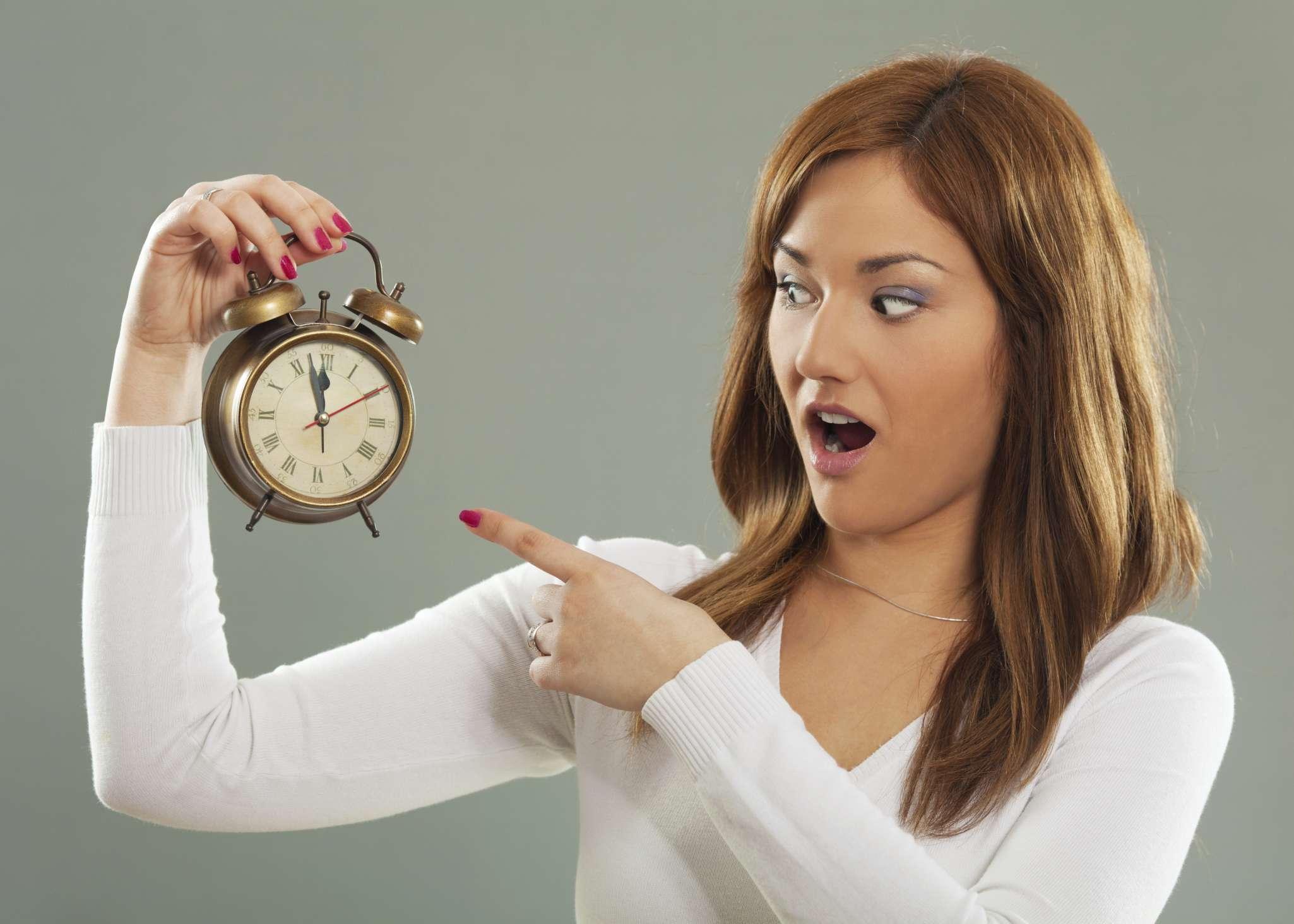 reloj biologico, no hijos, mujer Foto: Thinkstock