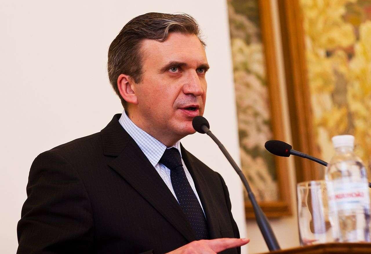 Ministro da Economia da Ucrânia renuncia