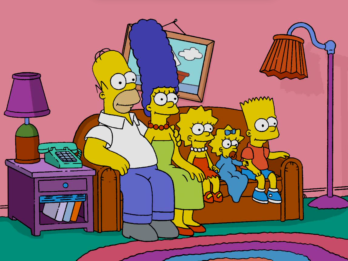 """Maraton de """"The Simpsons"""" por FXX transmitirá todos los capítulos de la serie"""