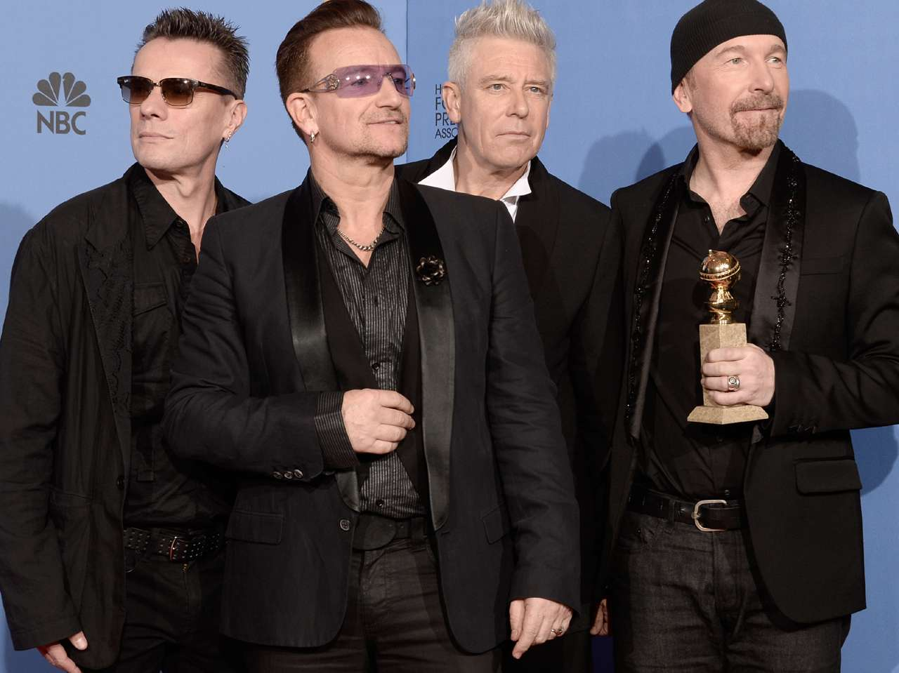 U2. Foto: Getty Images